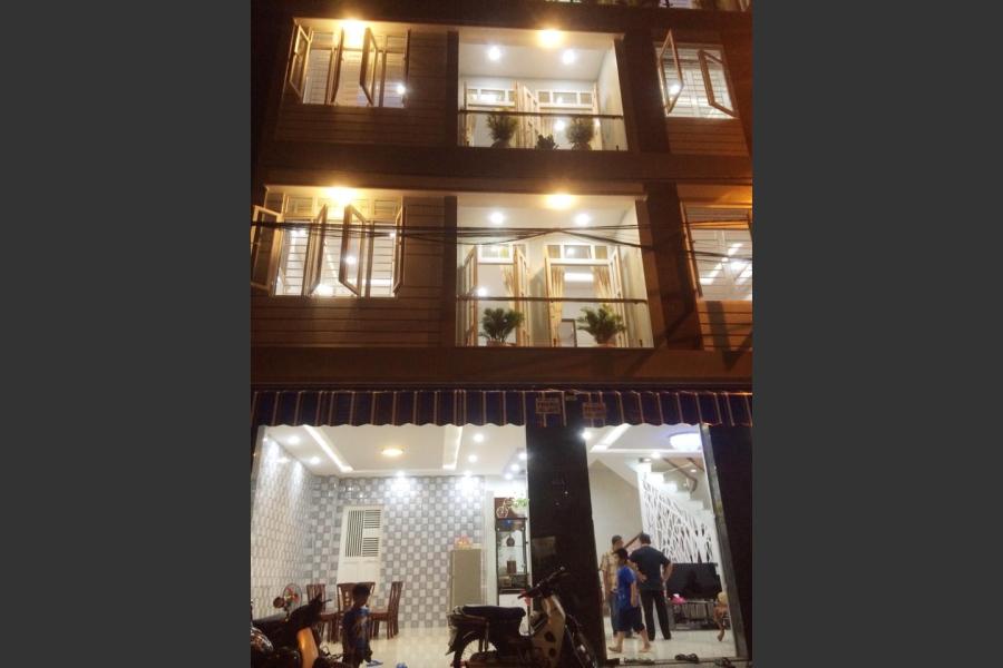 Cho thuê nhà nguyên căn Phan Bôi giao Phạm Văn Đồng