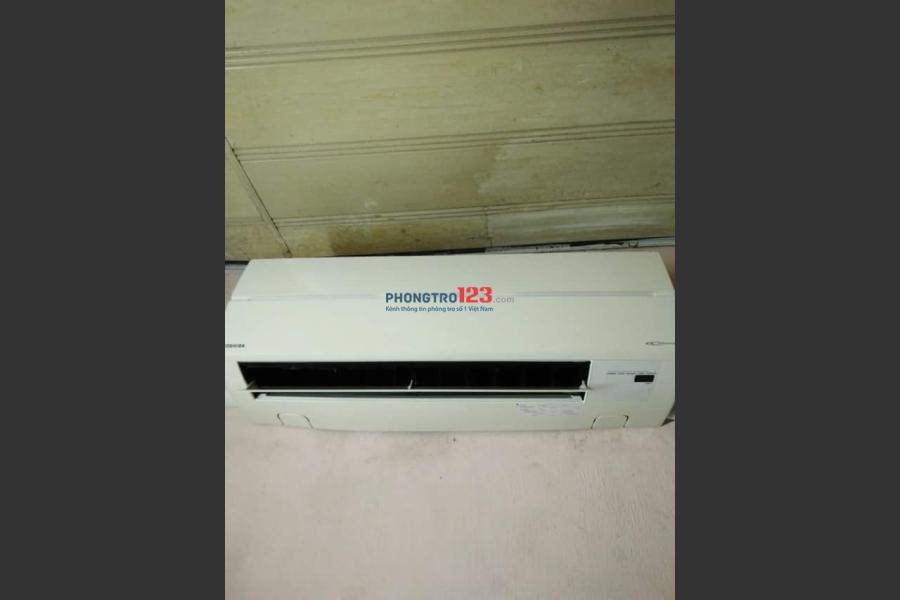 Cho thuê phòng máy lạnh giá rẻ 1tr9
