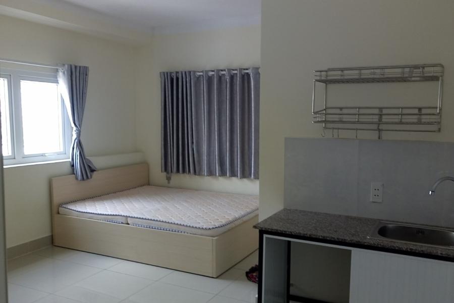Cho thuê phòng quận Phú Nhuận và các quận 1, quận 8, quận 11