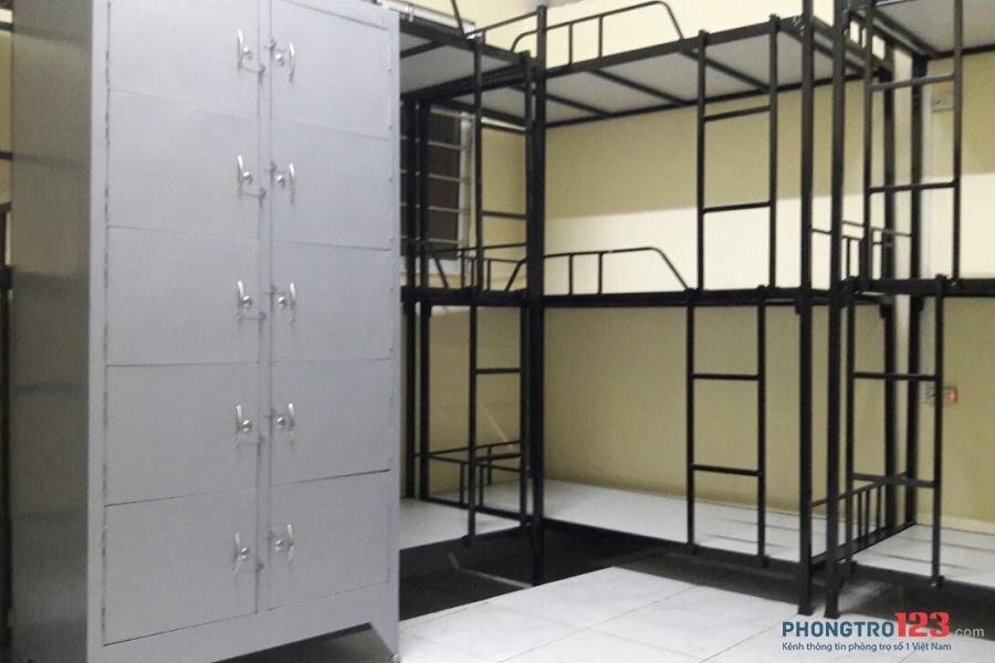 Siêu rẻ KTX máy lạnh cho thuê 500k/người/tháng ngay maximax Cộng Hòa