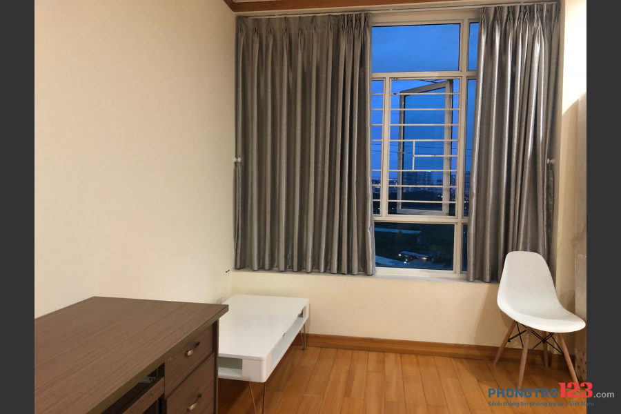 Share phòng tại chung cư cao cấp
