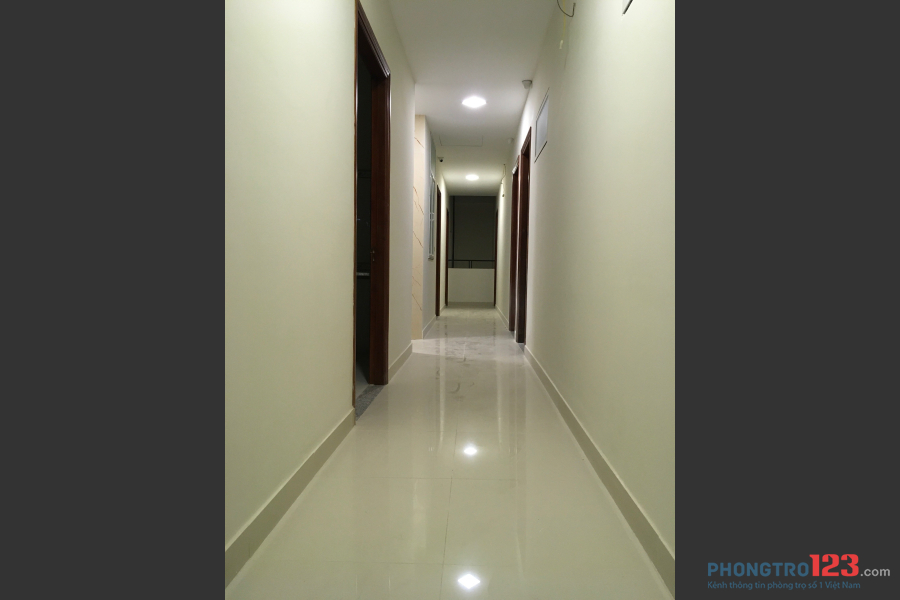 Phòng full nội thất 5tr/25m2 ngay 139 Tân Mỹ, Q. 7. LH: 0963.768.687