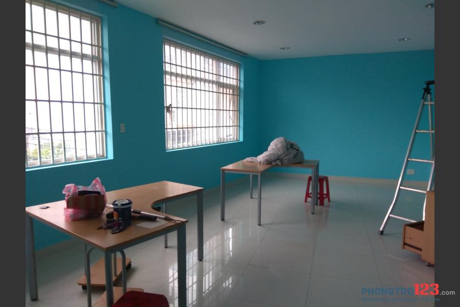 Phòng trọ trong nhà phố an ninh, sạch sẽ