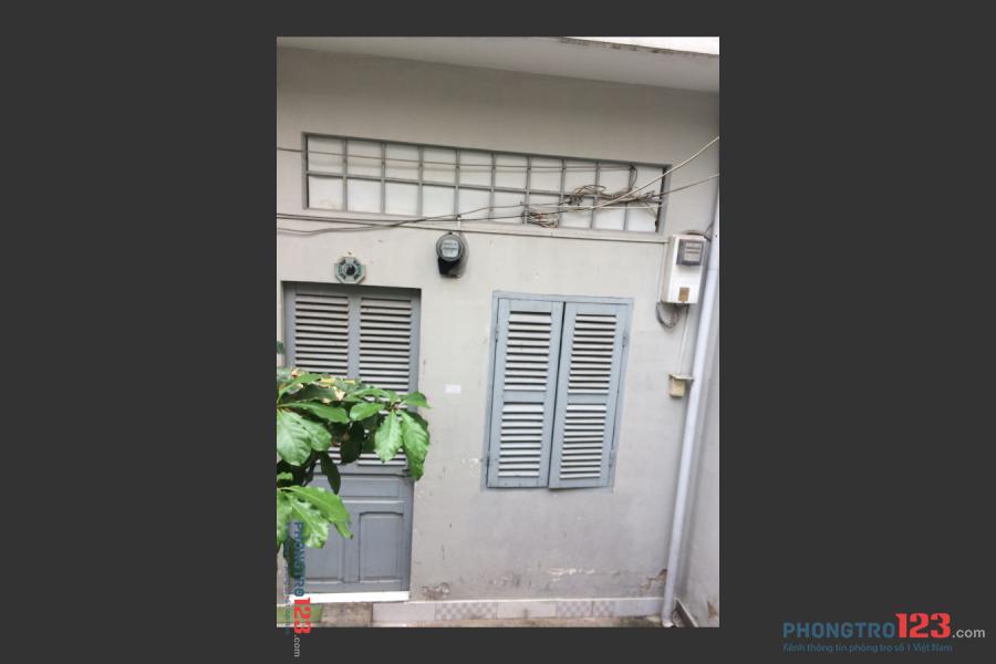 Nhà cho thuê nguyên căn có lối đi riêng