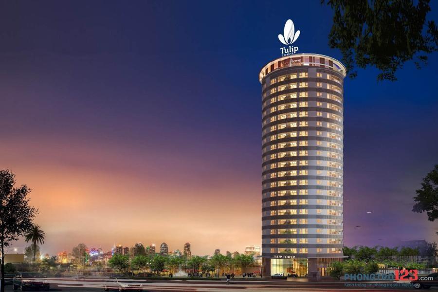 Cho Thuê Căn Hộ Tulip Tower 2 Phòng, Full Nội thất