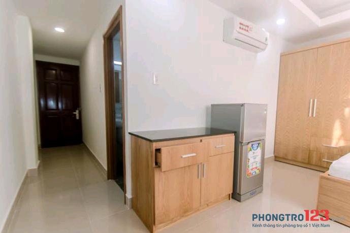 Phòng trọ cao cấp nội thất mới 100% an ninh - sạch sẽ ngay Phan Văn Trị, Q.Gò Vấp