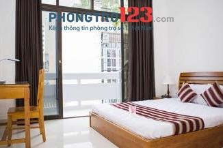 Căn hộ mini full tiện nghi 61 Cô Giang, Quận 1 30m 2