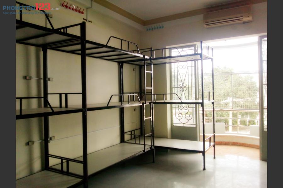Cho thuê phòng KTX giá rẻ 450k tại quận Tân Bình