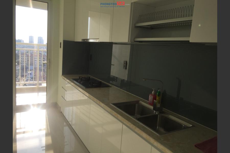 Cho thuê căn hộ Lucky Palace Quận 6, 2PN đầy đủ nội thất 14tr/tháng