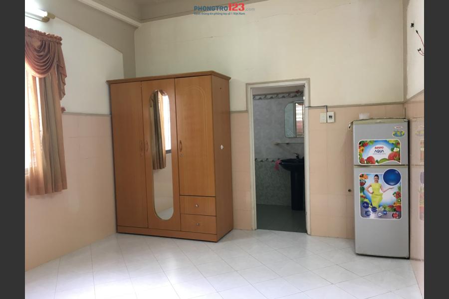 Phòng cho thuê khu trung tâm Q10