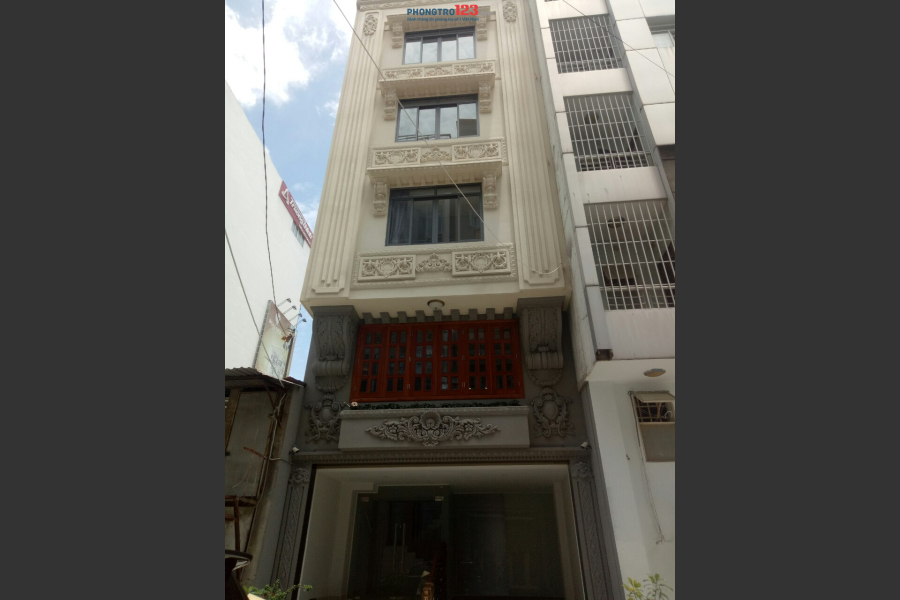 Cho thuê căn hộ (hiện đại, sang chảnh) 30m2, 495 Tô Hiến Thành, Quận 10