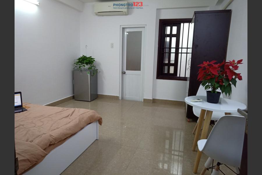 Cho Thuê Phòng full Nội Thất ở Nguyễn Văn Thủ Ngay Công Viên Lê Văn Tám, Q.1
