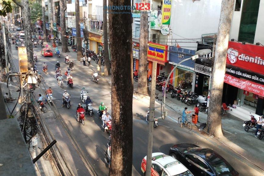 Cho thuê nhà mặt tiền 82 Trần Quang Khải, Q.1- 4x20- 3Lầu (320m) 6P, 4WC