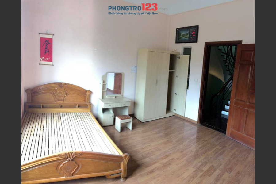 Cho Thuê Phòng Full Nội Thất 2 Phòng Ngủ Ngay Nguyễn Hữu Cảnh, Bình Thạnh