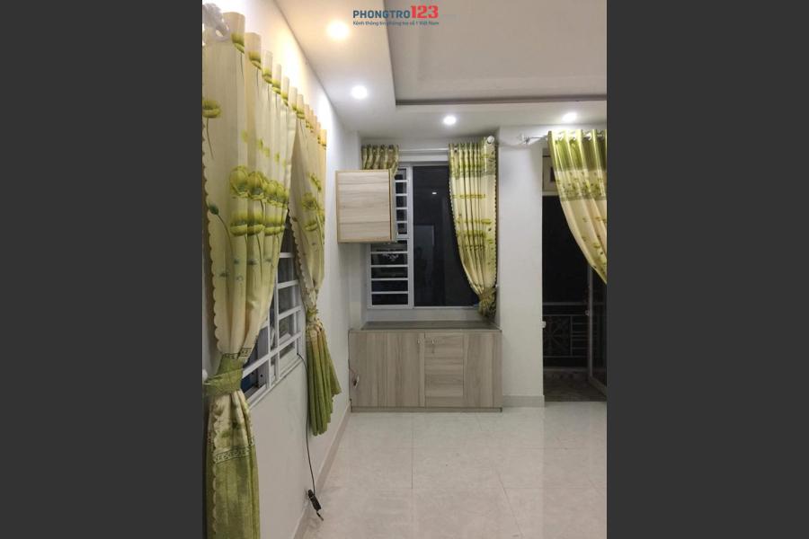 Cho Thuê Phòng Full Nội Thất Thoáng mát Rộng rãi yên tĩnh gần Ngay CV Lê Văn Tám Ngay Nguyễn Văn Thủ, Quận 1