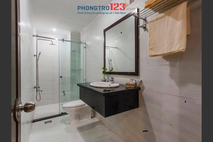 Cho thuê căn hộ cao cấp 1PN và 2PN ngay tại trung tâm Q.1