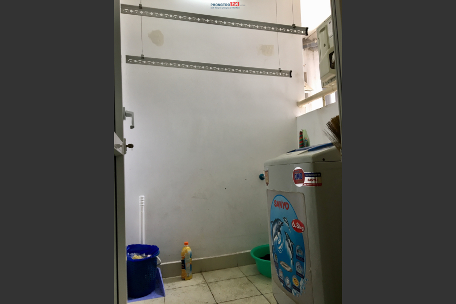 Cho thuê căn hộ CC Sunview Town, 2 phòng ngủ + 2WC, đầy đủ nội thất, tầng cao thoáng mát