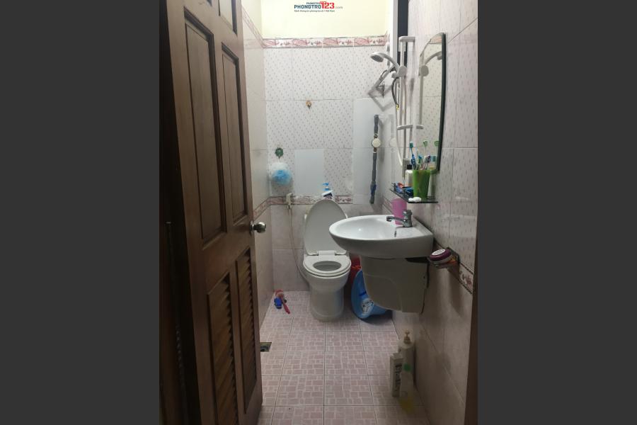 Phòng cho thuê khu trung tâm Q10 giờ giấc thoải mái