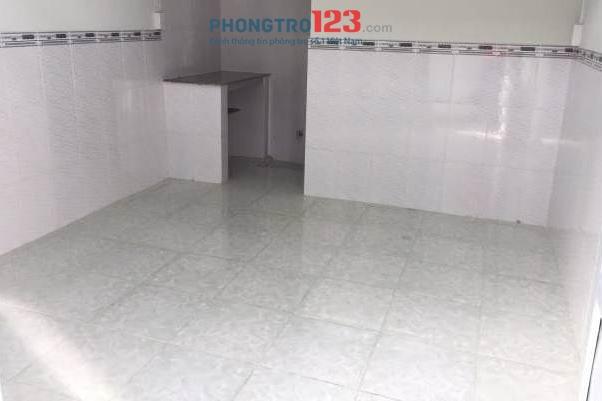 Phòng trọ mới đường Hoàng Diệu 2, Q.Thủ Đức gần ĐH Ngân Hàng TP.HCM. Giá 2,1 triệu/tháng