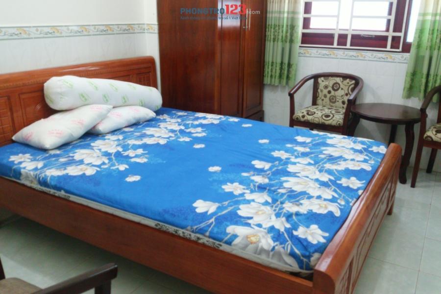 Phòng cho thuê, 6/6 Nguyễn Thị Minh Khai