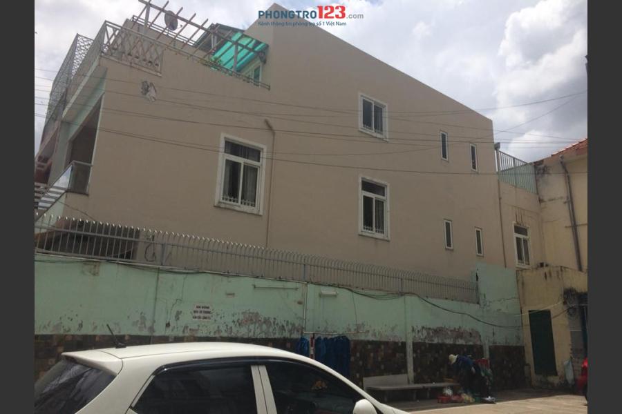 Cho thuê nhà nguyên căn hẻm thông đường Thích Quảng Đức, P.5, Q.Phú Nhuận
