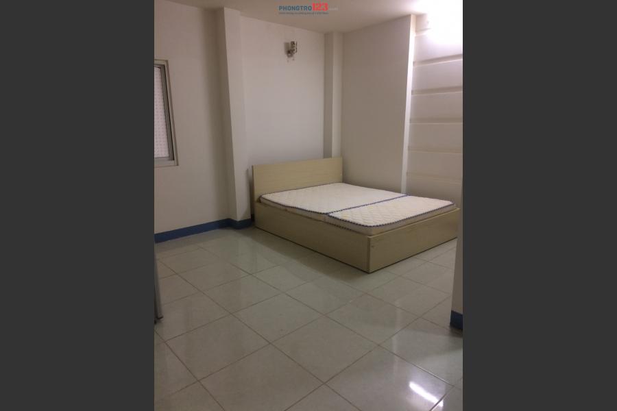Căn hộ mini, phòng trọ cao cấp đầy đủ nội thất giờ giấc tự do, không chung chủ gần Vòng Xoay Lê Đại Hành