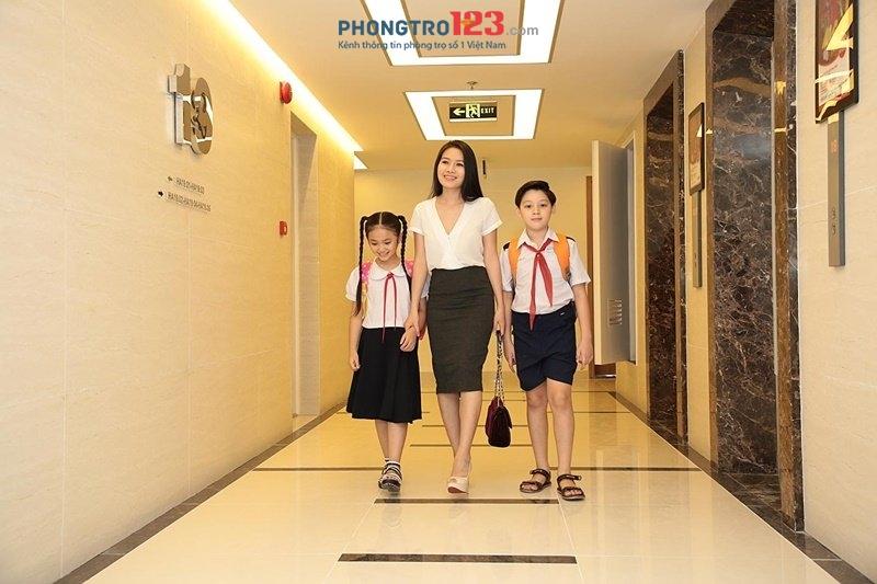 Cho thuê gấp căn 2PN dự án căn hộ cao cấp New City đường Mai Chí Thọ, Quận 2 giá rẻ