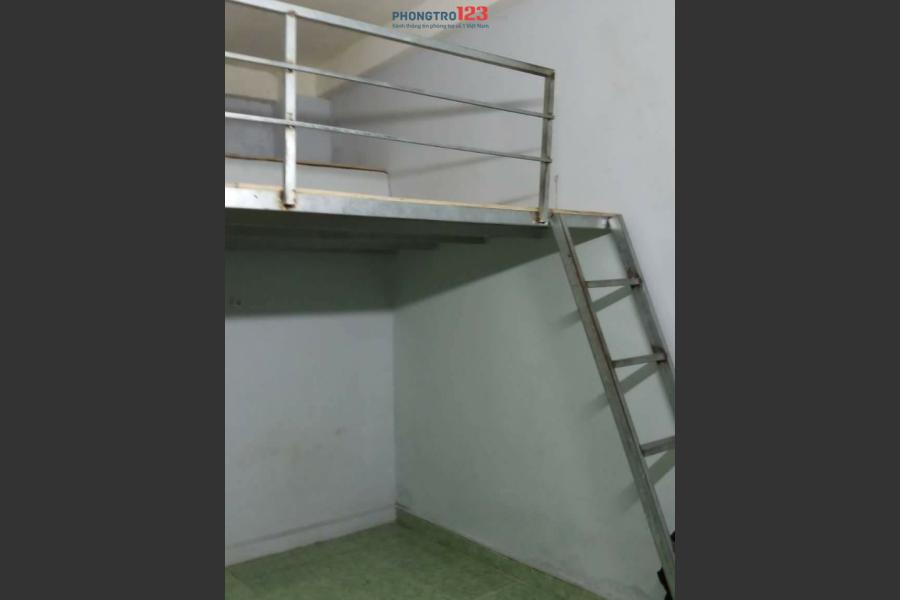 Phòng trọ máy lạnh mặt tiền đường Nguyễn Văn Lượng - Gò Vấp