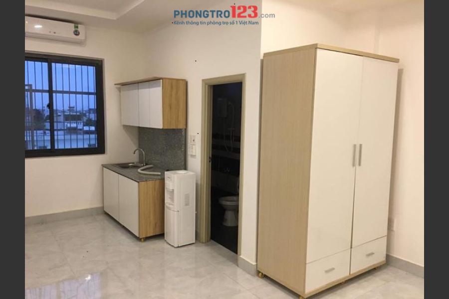 Cho thuê căn hộ mini đầy đủ tiện nghi và nội thất, ngay Làng Đại Học khu B - trên đường Nguyễn Hữu Thọ - Quận 7
