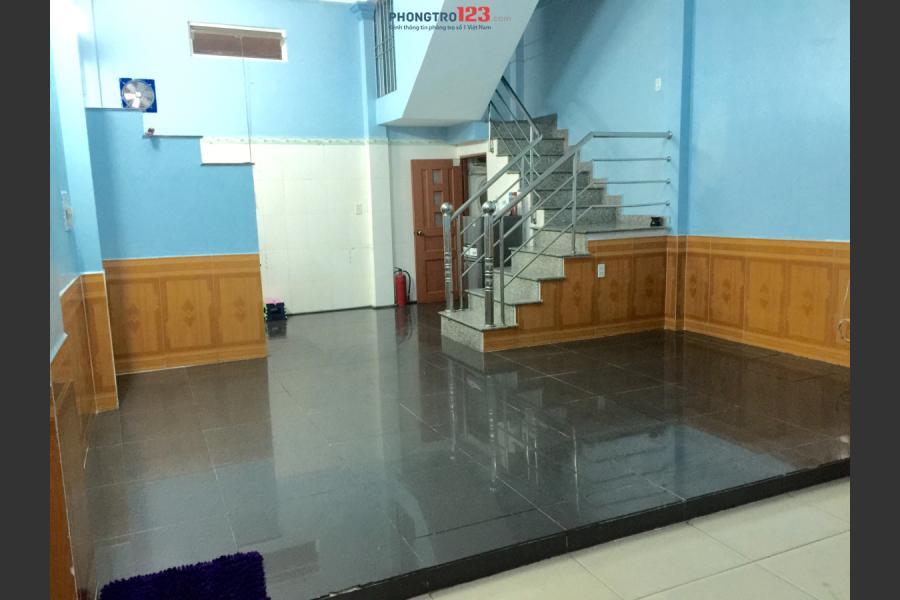 Cho Thuê Phòng Trong Nhà Nguyên Căn full Nội Thất Gần Sân Bay