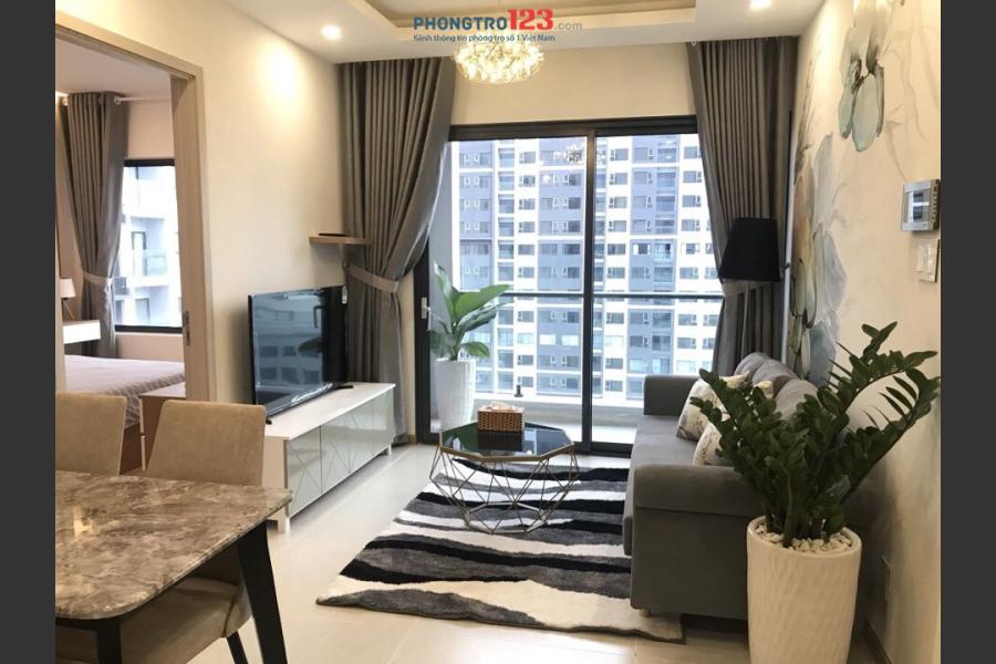 Cho thuê gấp căn 2PN full nội thất cao cấp New City đường Mai Chí Thọ, Q.2 giá rẻ