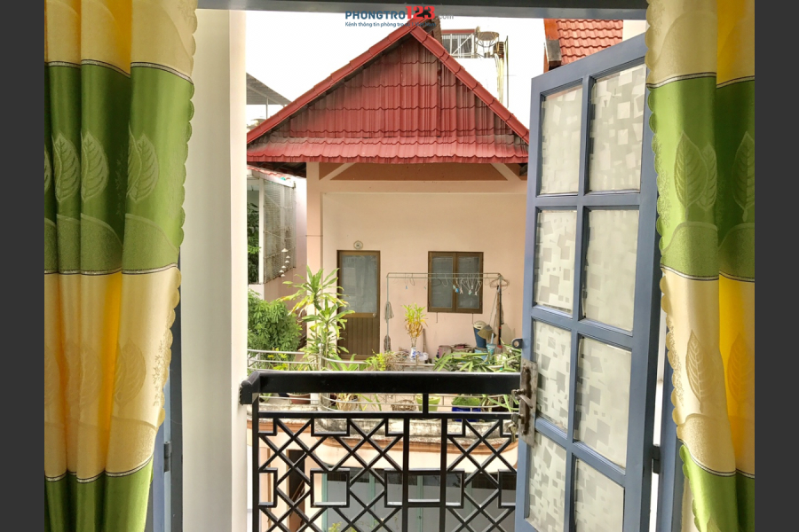 Căn hộ mini trung tâm quận Phú Nhuận