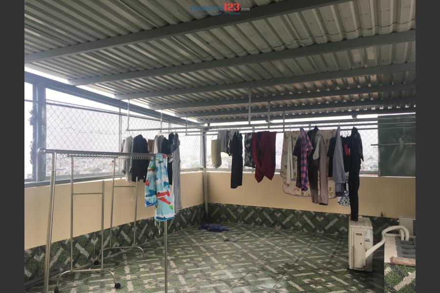 Phòng trọ cho thuê mới xây Gò Vấp (gần Phan Huy Ích)