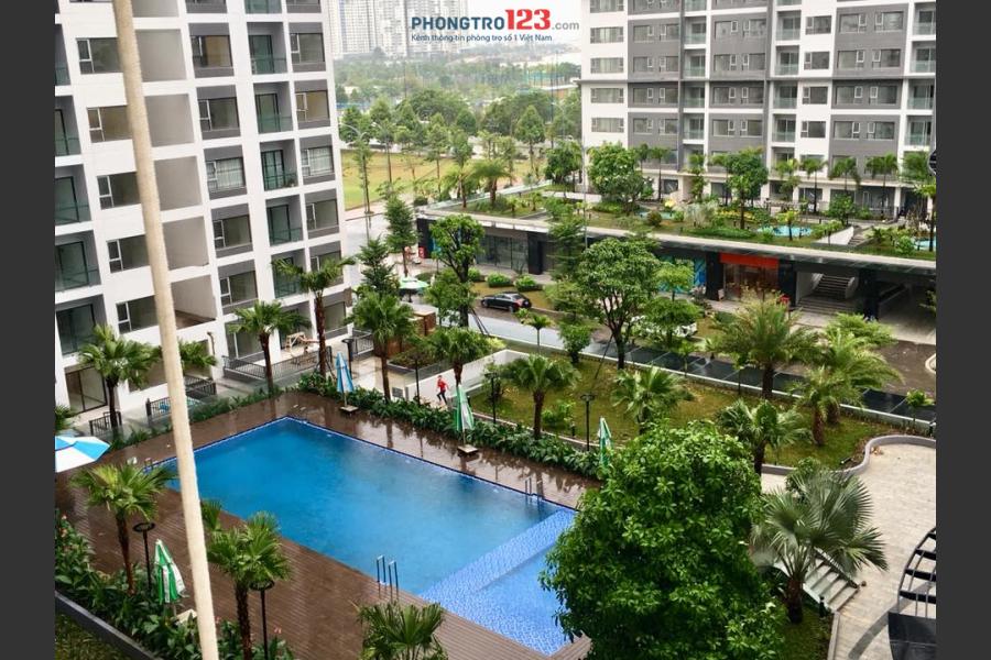 Cho thuê gấp căn 1PN New City full nội thất cao cấp đường Mai Chí Thọ, Q.2 giá rẻ