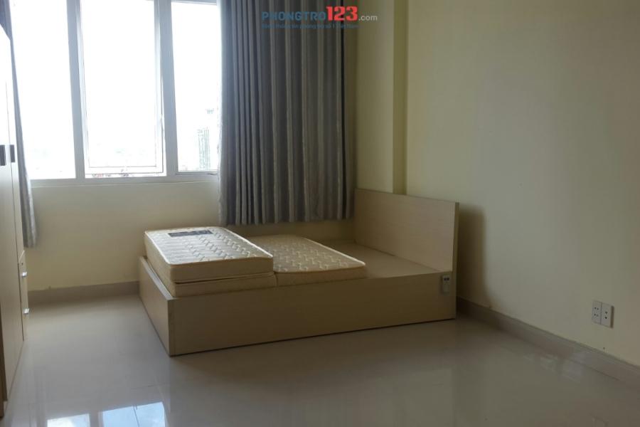 Căn hộ mini đầy đủ nội thất không chung chủ, giờ giấc tự do gần cầu Nguyễn Văn Cừ, Quận 8 chính chủ