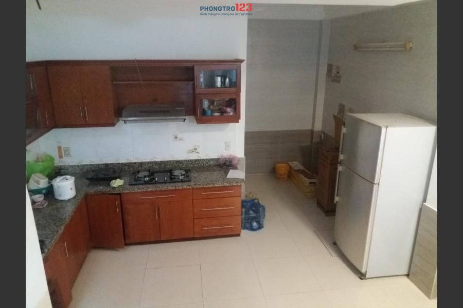 Cho thuê ktx máy lạnh  đầy đủ tiện nghi giá rẻ