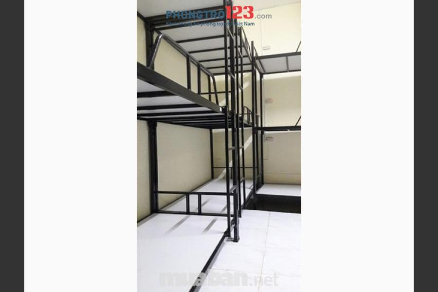 KTX giá rẻ 450k bao điện, nước, wife tại quận Tân Bình