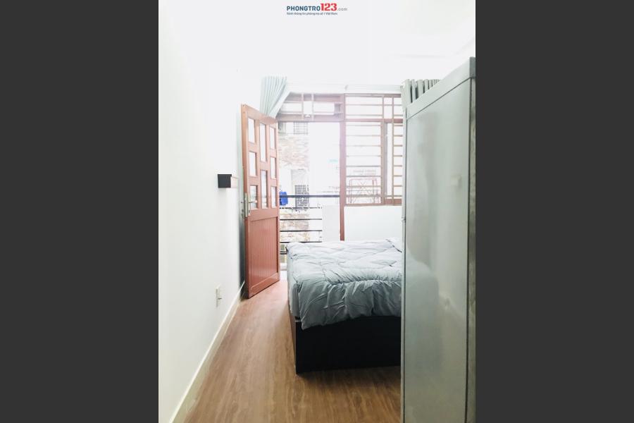 Cho thuê căn hộ mini cao cấp đầy đủ tiện nghi tại Quận 10