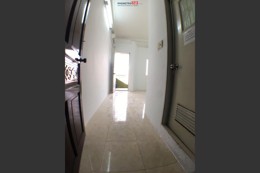 Cho thuê phòng Máy lạnh, Ban công, Cửa sổ ở 156 HTP, gần ĐH Nguyễn Tất Thành, Luật, Marketing-3,2 tr