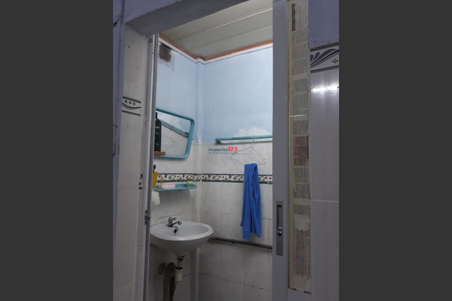Tìm 1 nữ ở ghép khu vực Hoàng Văn Thụ, quận Phú Nhuận