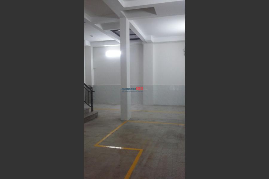 Cần cho thuê phòng trọ nhà mới xây xong (3 lầu) – Quận 12