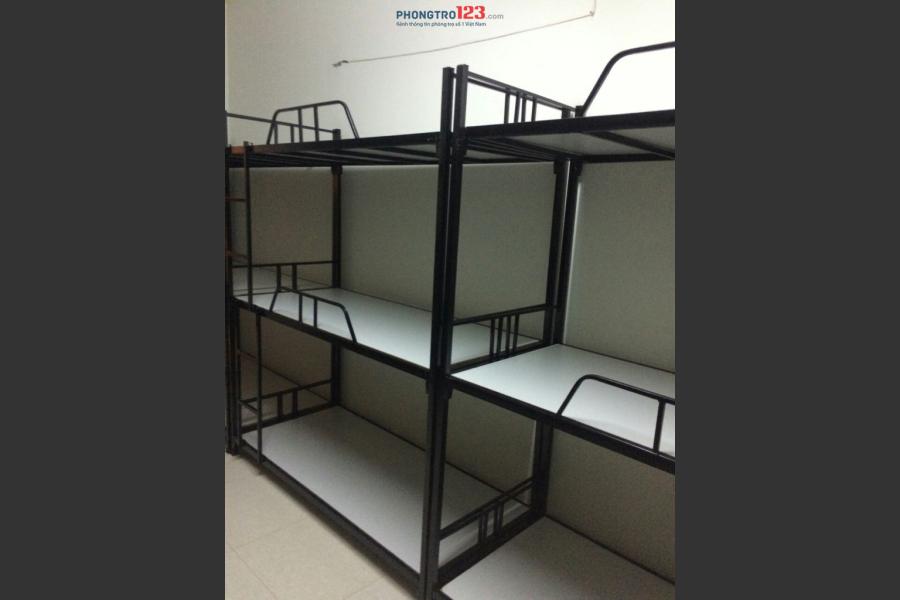Cho thuê KTX giá rẻ chỉ 450k tháng ở Tân Bình