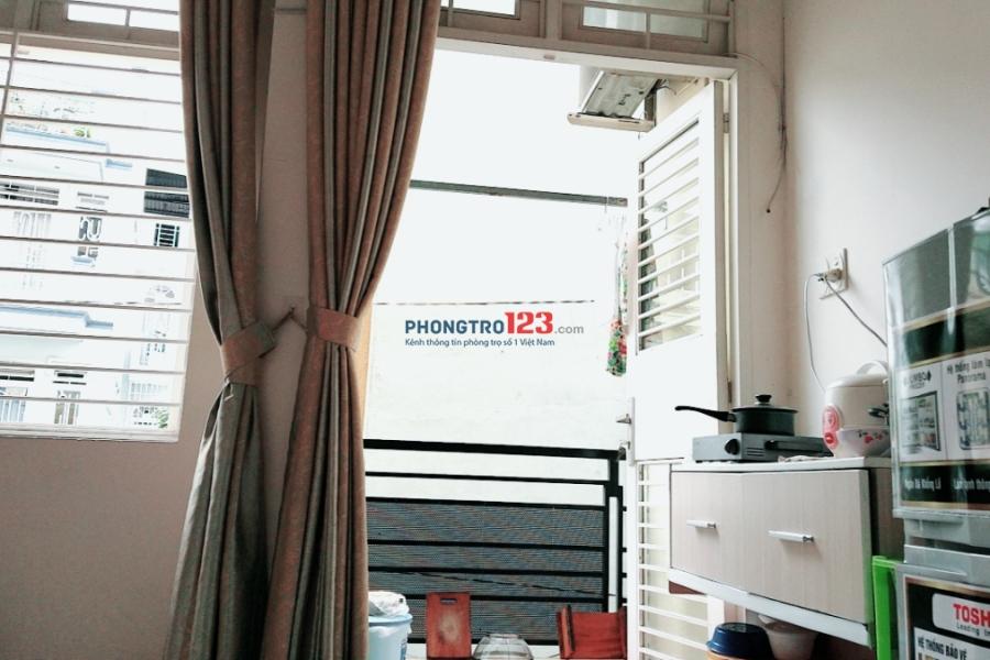 Cho thuê phòng đẹp, full nội thất Q.Phú Nhuận