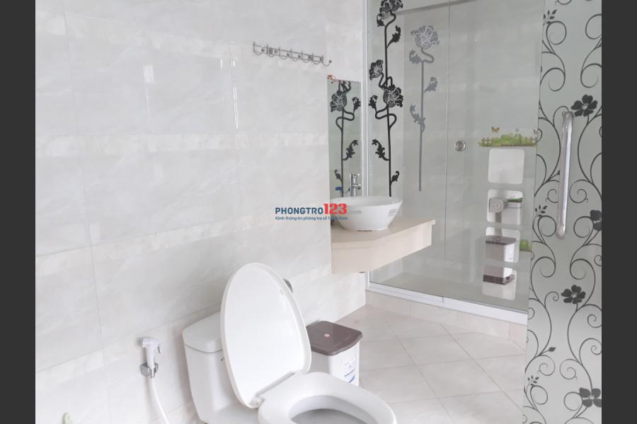 Tìm bạn ở ghép phòng master WC riêng - CC Phú Hoàng Anh - gần ĐH Tôn Đức Thắng, Rmit - Quận 7