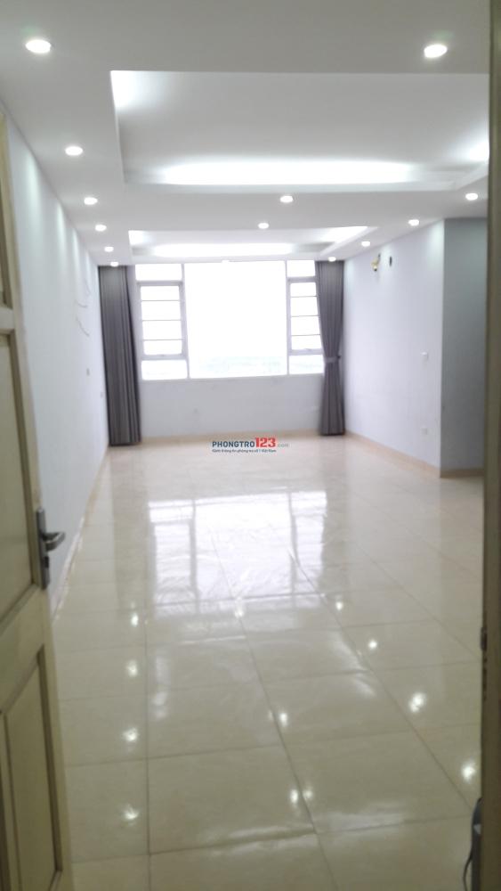 Chính chủ cho thuê căn hộ KĐT Xuân Phương Vigacera dt: 106, 8m2, 3PN