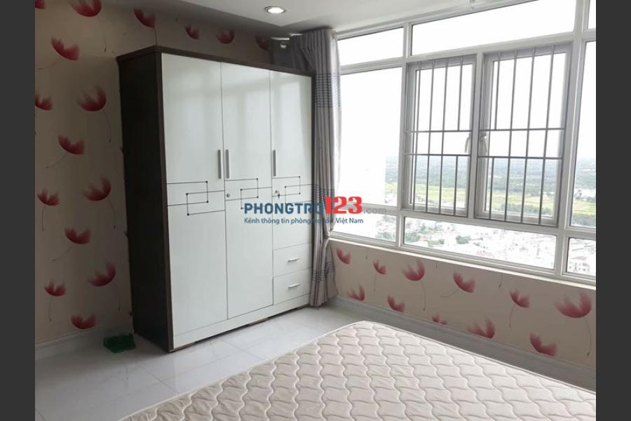 Phòng cực rẻ tại căn hộ chung cư cao cấp