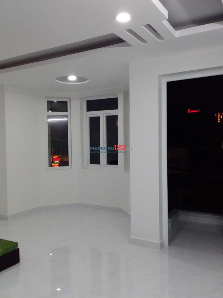 Phòng trọ ở quận Tân Bình, đường Bạch Đằng gần sân bay Tân Sơn Nhất