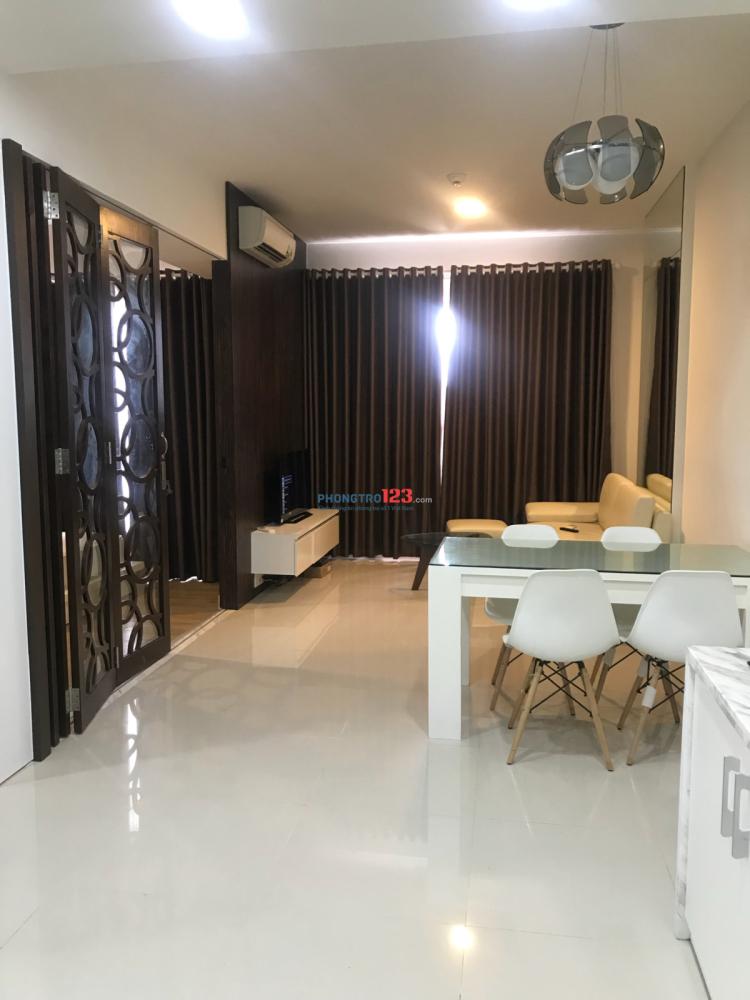 Cho thuê nhiều căn hộ Lucky Palace, dt: 79,81,82,83,88,114m2 đầy đủ nội thất giá tốt 14tr/th