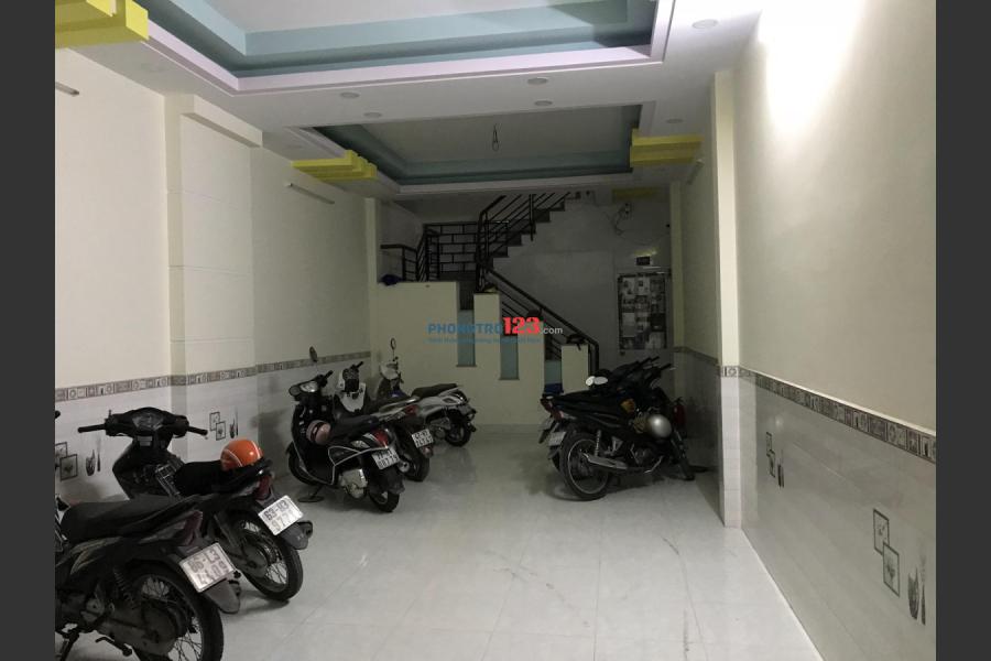 Phòng cho thuê đầy đủ tiện nghi an ninh chặt chẽ môi trường sống văn minh yên tĩnh