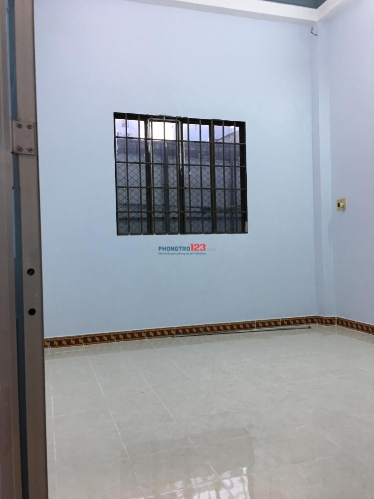 Cho thuê phòng mới đẹp ngay chợ Phạm Thế Hiển, Q.8